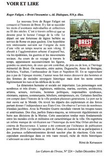 Les Cahiers de l'Iroise n°224