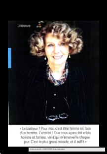 """Entretien dans """"Bonheur(s) Magazine"""""""