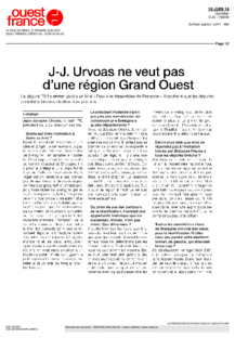Interview – Ouest-France